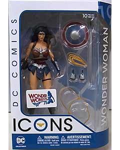 DC COLLECTIBLES DC COMICS ICONS WONDER WOMAN