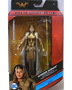 MATTEL DC COMICS MULTIVERSE 6インチアクションフィギュア 映画版 WONDER WOMAN QUEEN HIPPOLYTA [ARES SERIES]