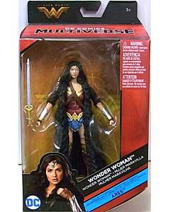 MATTEL DC COMICS MULTIVERSE 6インチアクションフィギュア 映画版 WONDER WOMAN WONDER WOMAN (FDF42) [ARES SERIES]