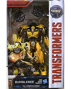 HASBRO 映画版 TRANSFORMERS: THE LAST KNIGHT DELUXE CLASS BUMBLEBEE