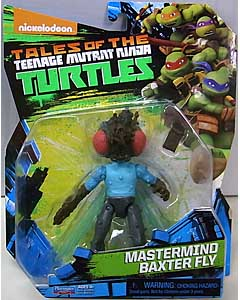 PLAYMATES NICKELODEON TALES OF THE TEENAGE MUTANT NINJA TURTLES ベーシックフィギュア 2017 MASTERMIND BAXTER FLY