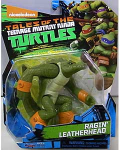 PLAYMATES NICKELODEON TALES OF THE TEENAGE MUTANT NINJA TURTLES ベーシックフィギュア 2017 RAGIN' LEATHERHEAD ブリスター傷み特価