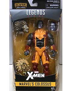 HASBRO MARVEL LEGENDS 2017 X-MEN SERIES 2.0 COLOSSUS [WARLOCK SERIES] パッケージ傷み特価