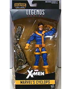 HASBRO MARVEL LEGENDS 2017 X-MEN SERIES 2.0 CYCLOPS [WARLOCK SERIES]