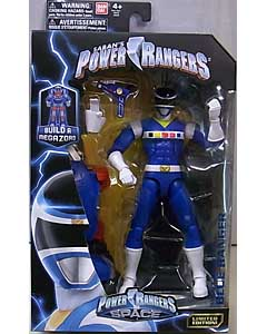 USA BANDAI POWER RANGERS LEGACY COLLECTION 6インチアクションフィギュア IN SPACE BLUE RANGER