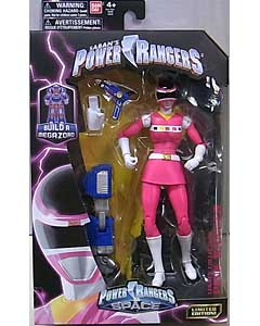 USA BANDAI POWER RANGERS LEGACY COLLECTION 6インチアクションフィギュア IN SPACE PINK RANGER