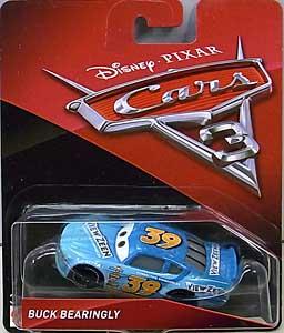 MATTEL CARS 3 シングル BUCK BEARINGLEY
