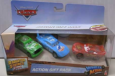 MATTEL CARS 2017 RADIATOR SPRINGS CLASSIC ACTION GIFT PACK