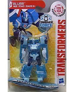 HASBRO アニメ版 TRANSFORMERS ROBOTS IN DISGUISE COMBINER FORCE LEGION CLASS BLURR