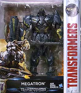 HASBRO 映画版 TRANSFORMERS: THE LAST KNIGHT LEADER CLASS MEGATRON