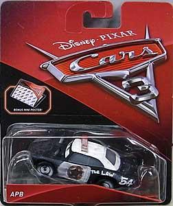 MATTEL CARS 3 シングル APB