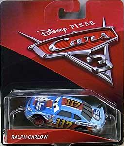 MATTEL CARS 3 シングル RALPH CARLOW