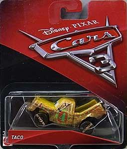 MATTEL CARS 3 シングル TACO