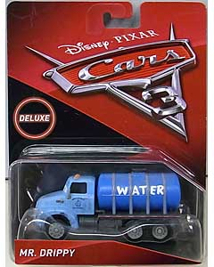 MATTEL CARS 3 DELUXE MR. DRIPPY