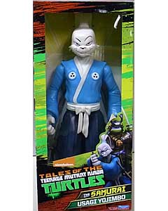 PLAYMATES NICKELODEON TALES OF THE TEENAGE MUTANT NINJA TURTLES 12インチフィギュア 2017 THE SAMURAI USAGI YOJIMBO パッケージ傷み特価