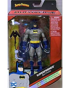 MATTEL DC COMICS MULTIVERSE 6インチアクションフィギュア SUPER FRIENDS BATMAN