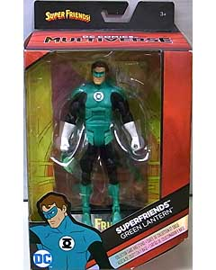 MATTEL DC COMICS MULTIVERSE 6インチアクションフィギュア SUPER FRIENDS GREEN LANTERN