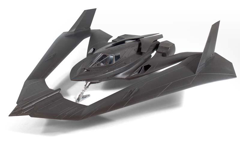 メビウスモデル 1/25スケール バットマン VS スーパーマン ジャスティスの誕生 バットウイング 組み立て式プラモデル
