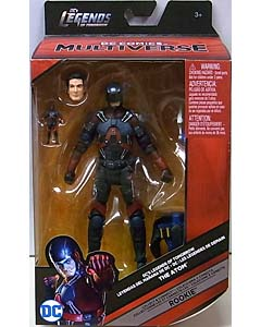MATTEL DC COMICS MULTIVERSE 6インチアクションフィギュア LEGENDS OF TOMORROW THE ATOM [ROOKIE SERIES] パッケージ傷み特価
