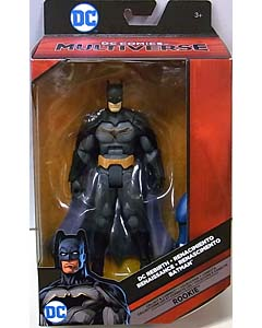 MATTEL DC COMICS MULTIVERSE 6インチアクションフィギュア DC REBIRTH BATMAN [ROOKIE SERIES]