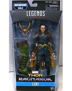HASBRO MARVEL LEGENDS 2017 THOR SERIES 1.0 映画版 THOR: RAGNAROK LOKI [HULK SERIES]