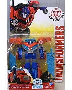 HASBRO アニメ版 TRANSFORMERS ROBOTS IN DISGUISE COMBINER FORCE WARRIOR CLASS POWER SURGE OPTIMUS PRIME
