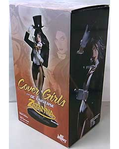 DC DIRECT COVER GIRLS OF THE DC UNIVERSE ZATANNA STATUE