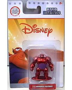 JADA TOYS DISNEY NANO METALFIGS ARMORED BAYMAX