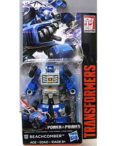 HASBRO TRANSFORMERS GENERATIONS POWER OF THE PRIMES LEGENDS CLASS BEACHCOMBER