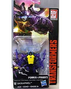 HASBRO TRANSFORMERS GENERATIONS POWER OF THE PRIMES LEGENDS CLASS SKRAPNEL