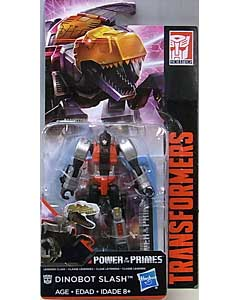 HASBRO TRANSFORMERS GENERATIONS POWER OF THE PRIMES LEGENDS CLASS DINOBOT SLASH