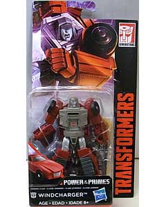 HASBRO TRANSFORMERS GENERATIONS POWER OF THE PRIMES LEGENDS CLASS WINDCHARGER