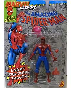 TOYBIZ MARVEL SUPER HEROES 5インチアクションフィギュア SPIDER-MAN [ENEMY TRACKING TRACER]