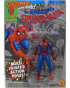 TOYBIZ MARVEL SUPER HEROES 5インチアクションフィギュア SPIDER-MAN [MULTI JOINTED ACTION POSES]