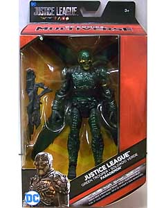 MATTEL DC COMICS MULTIVERSE 6インチアクションフィギュア 映画版 JUSTICE LEAGUE PARADEMON GREEN TROOPER