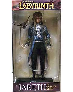 McFARLANE LABYRINTH 7インチアクションフィギュア JARETH THE GOBLIN KING