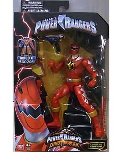 USA BANDAI POWER RANGERS LEGACY COLLECTION 6インチアクションフィギュア DINO THUNDER RED RANGER
