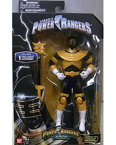 USA BANDAI POWER RANGERS LEGACY COLLECTION 6インチアクションフィギュア ZEO GOLD RANGER [EXCLUSIVE WEAPONS]