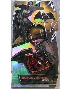 MONOGRAM BATMAN V SUPERMAN KEYRING