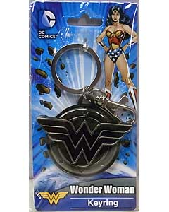 MONOGRAM WONDER WOMAN KEYRING