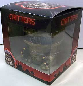 AMOK TIME CRITTERS COLLECTORS VINYL FIGURE VERSION 2 パッケージ傷み特価