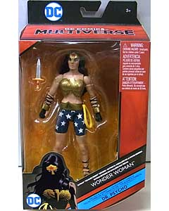 MATTEL DC COMICS MULTIVERSE 6インチアクションフィギュア BATMAN: THE DARK KNIGHT RETURNS WONDER WOMAN [DR. PSYCHO SERIES]