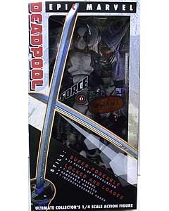 NECA MARVEL COMICS 1/4スケールアクションフィギュア DEADPOOL [X-FORCE]