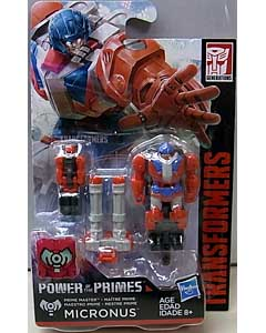 HASBRO TRANSFORMERS GENERATIONS POWER OF THE PRIMES PRIME MASTER MICRONUS