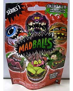 JUST PLAY MADBALLS BLIND PACKS SERIES 1 1PACK