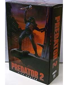 NECA PREDATORS 7インチアクションフィギュア PREDATOR 2 ULTIMATE CITY HUNTER PREDATOR