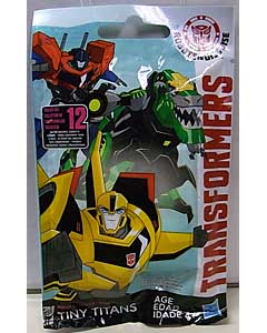 HASBRO アニメ版 TRANSFORMERS ROBOTS IN DISGUISE TINY TITANS SERIES 5 1PACK