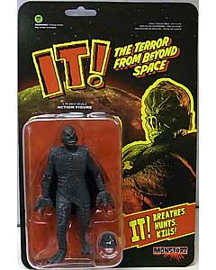 AMOK TIME MONSTARZ 3.75インチアクションフィギュア IT! THE TERROR FROM BEYOND SPACE [BLACK AND WHITE]
