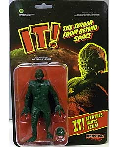 AMOK TIME MONSTARZ 3.75インチアクションフィギュア IT! THE TERROR FROM BEYOND SPACE [ALIEN GREEN]