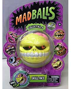 JUST PLAY MADBALLS SERIES 1 SKULL FACE